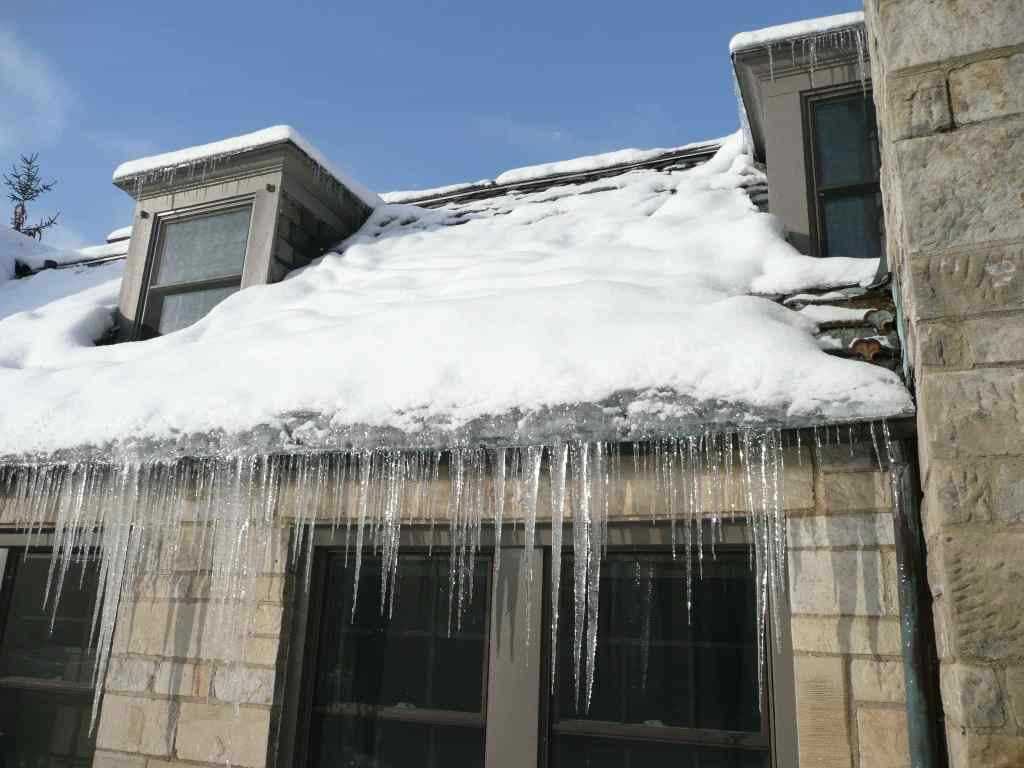 What to do when a Hudson Valley winter throws ice at you.