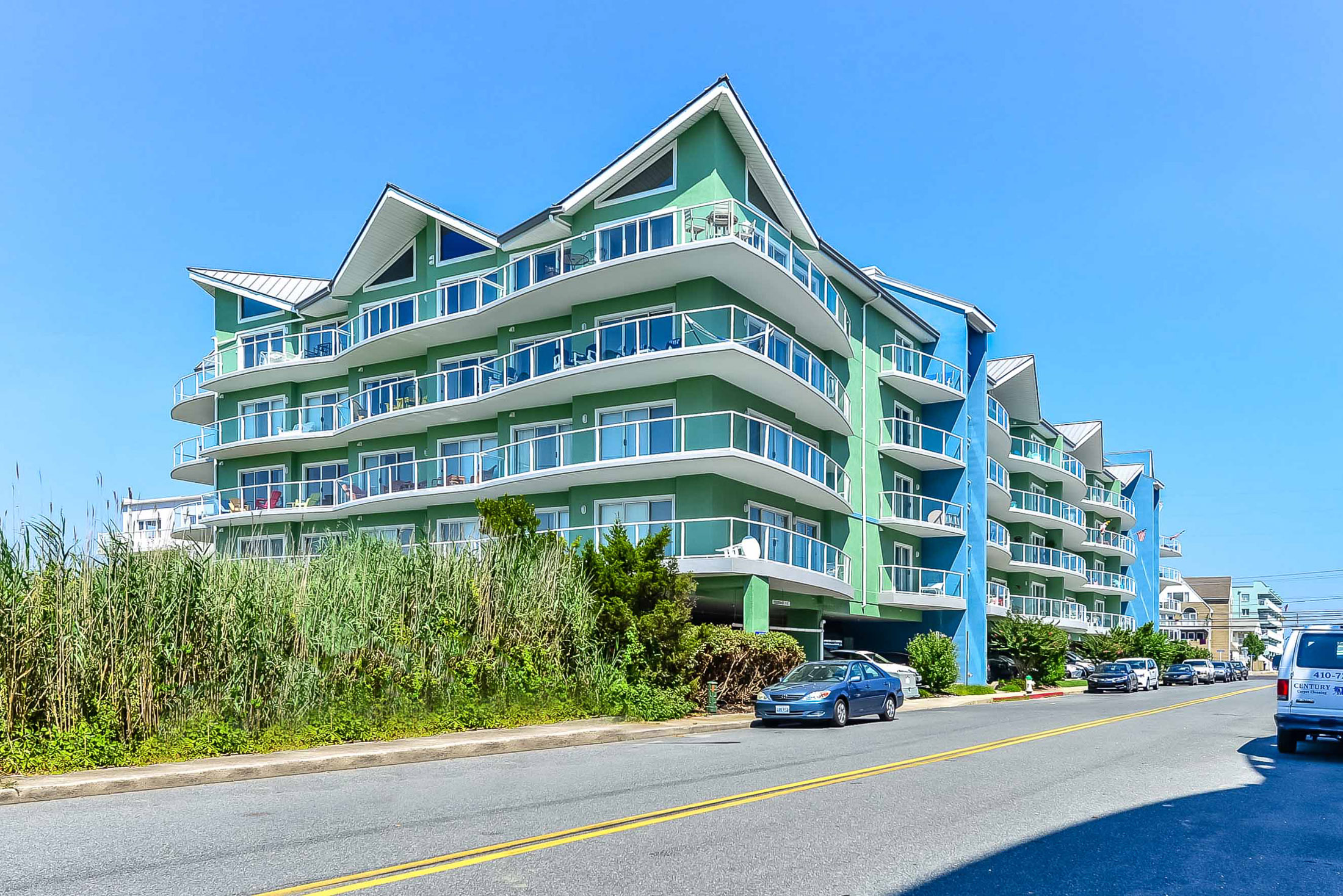 Just Listed - Ocean City MD - Coral Seas - Luxury Condo