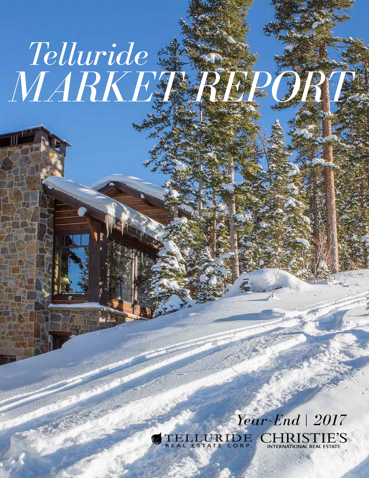 Telluride Real Estate Market Finishes 2017 at Ten-Year Record High