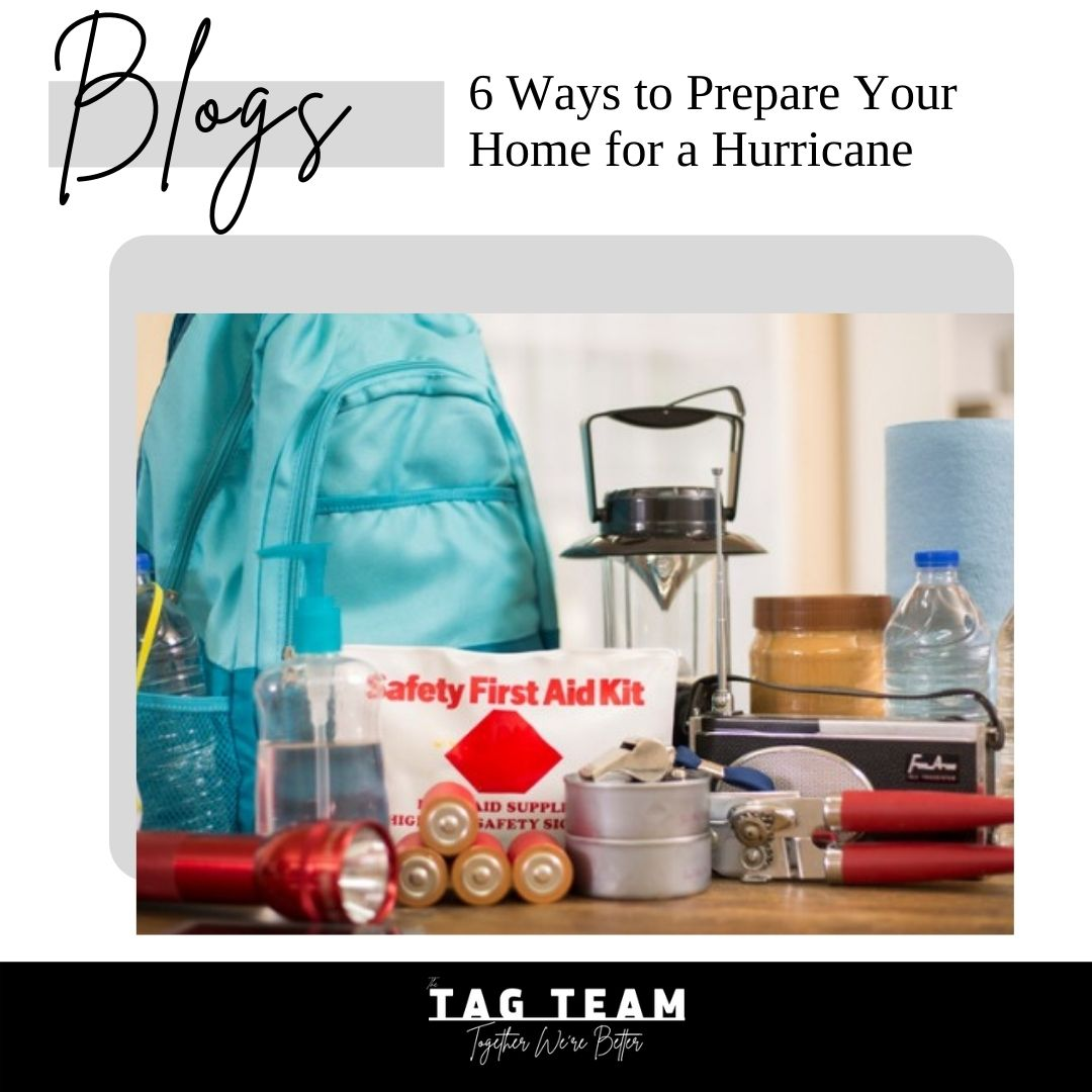 6 Ways to Prepare Your Home for a Hurricane