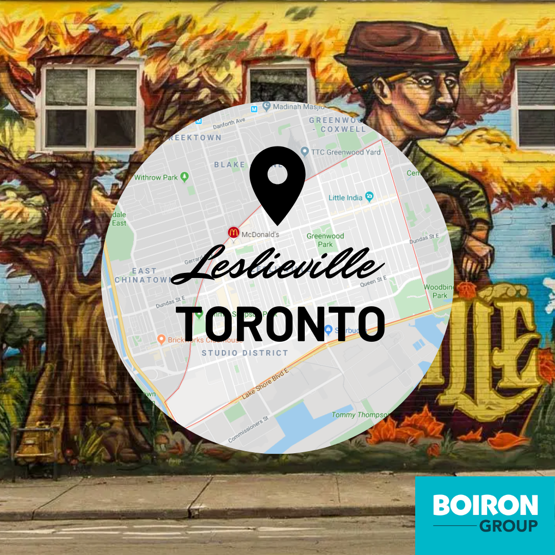 Toronto Neighbourhood Guide - Leslieville restaurants, markets and places to go...
