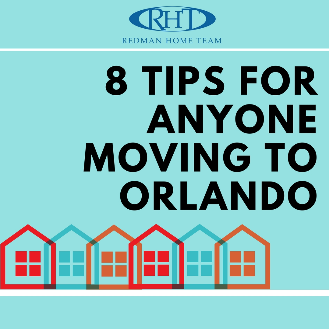 8 TIPS FOR ANYONE MOVING TO ORLANDO