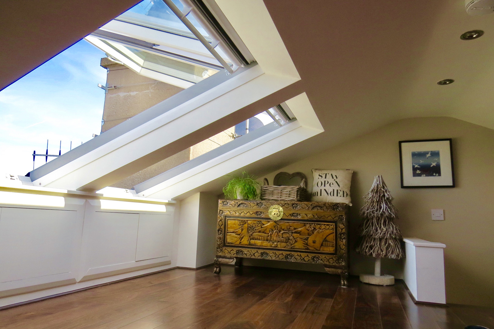 Are you ready for an Attic Renovation