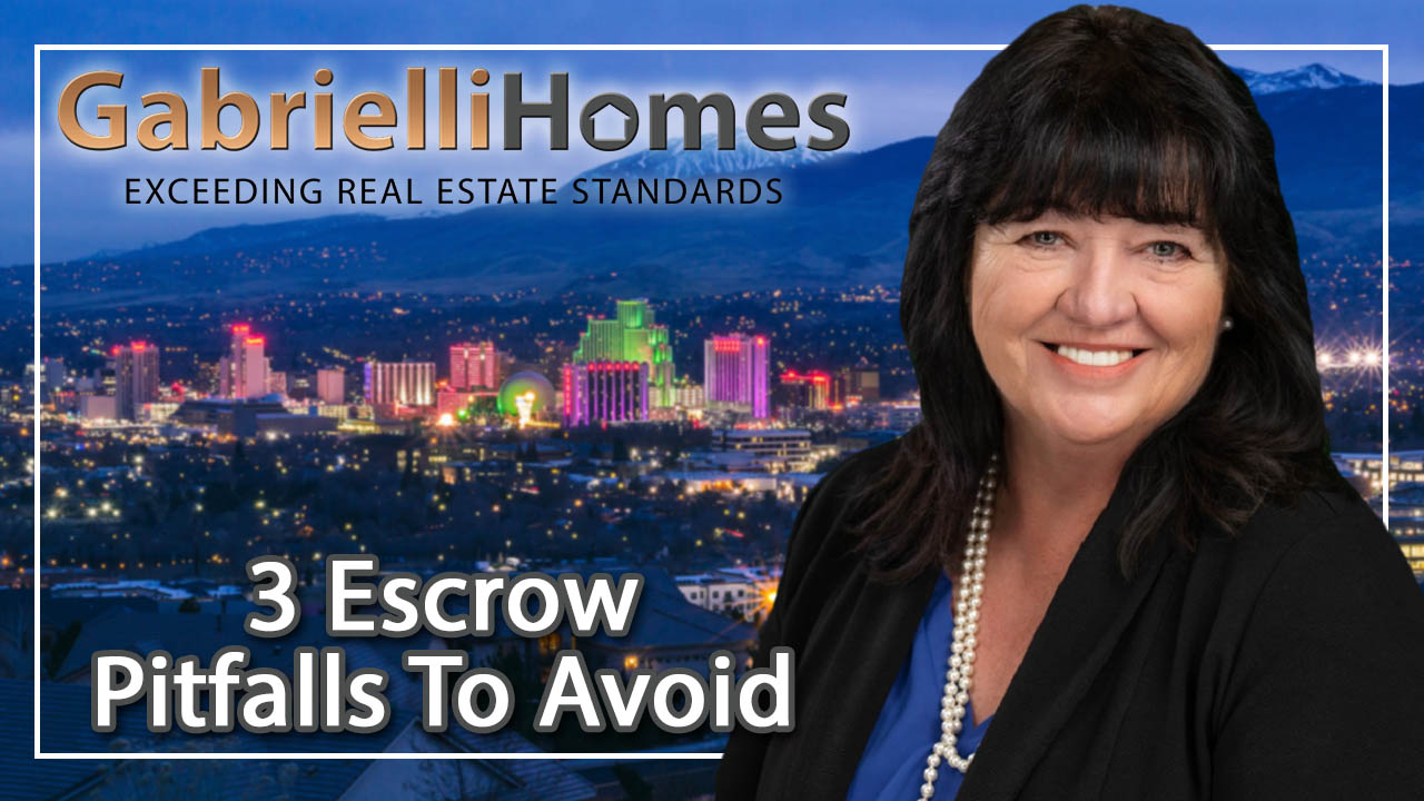 3 Things To Avoid at the Close of Escrow