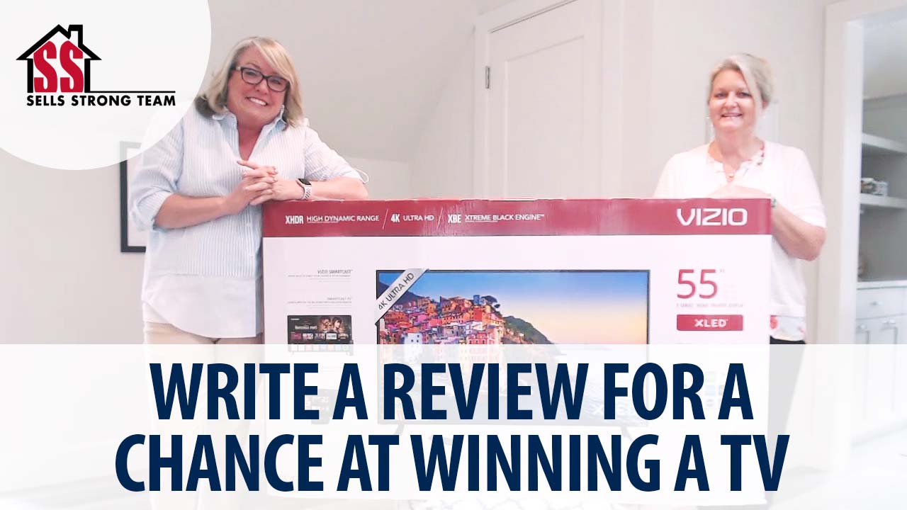 Check out How to WIN This 55-Inch TV