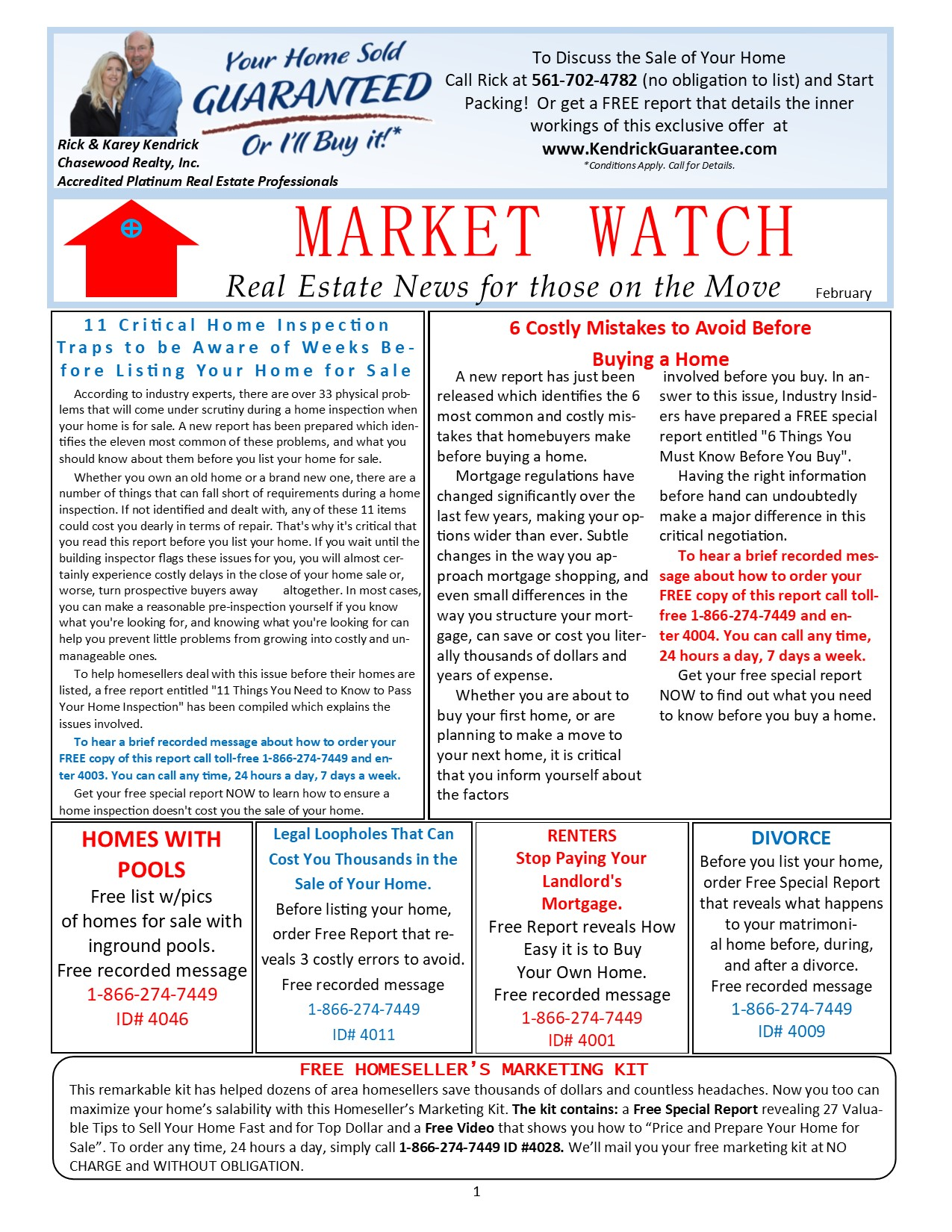 Market Watch Newsletter February 2020