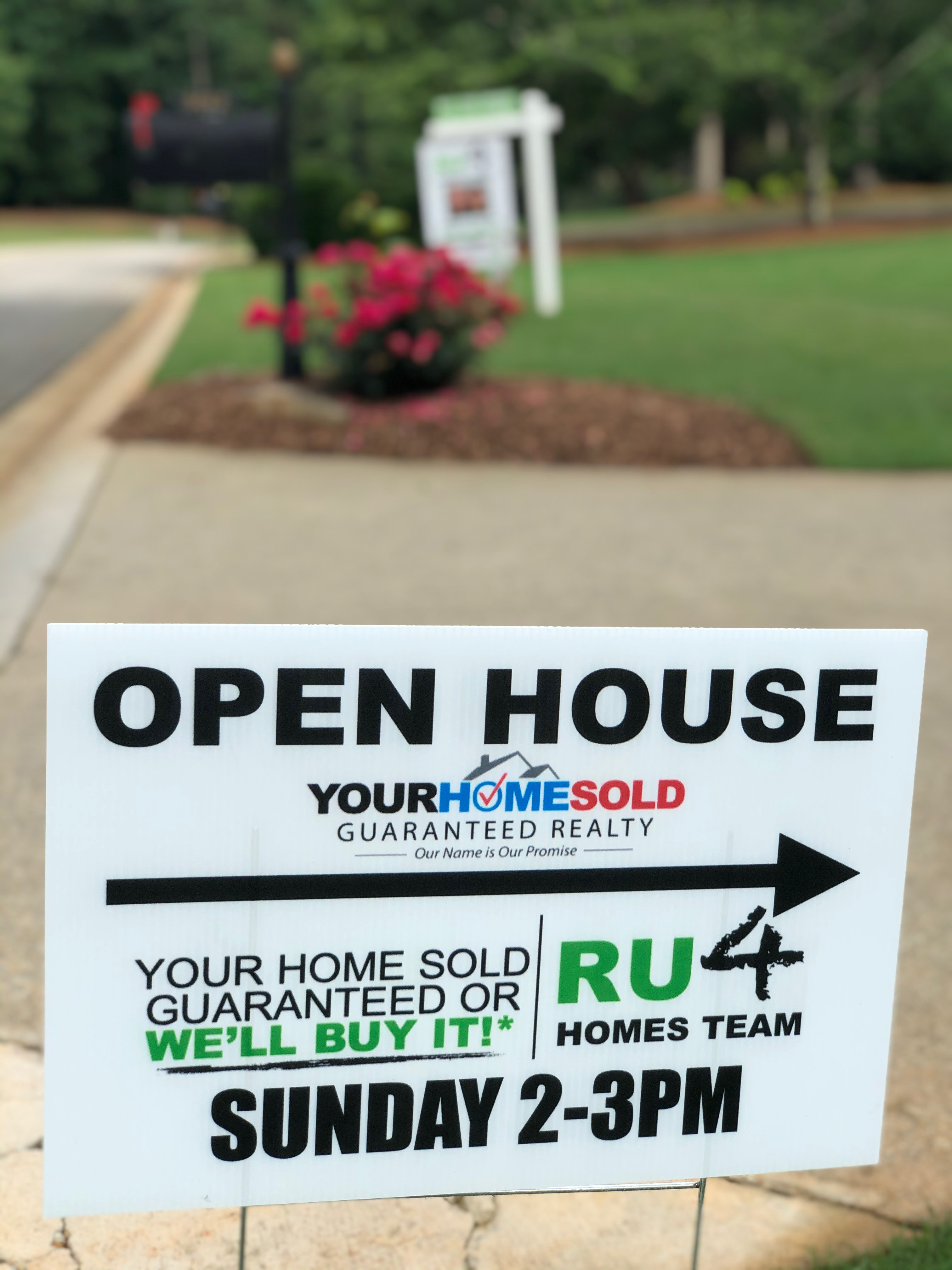 OPEN HOUSES THIS SUNDAY, JUNE 14th from 2-3pm!