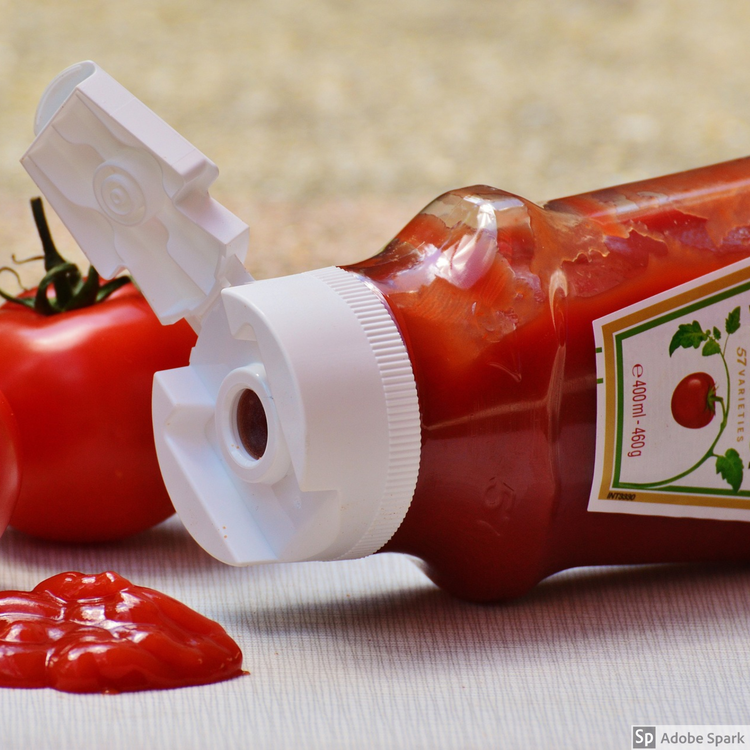 The Ketchup Bottle
