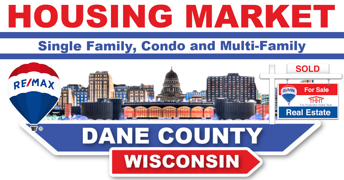 April Dane County Housing Market