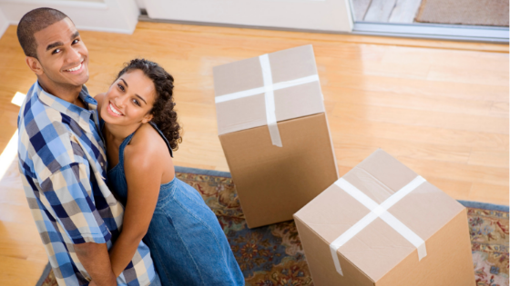 Moving Tips for First-Time Home Buyers