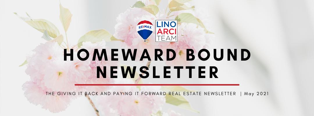 Homeward Bound Newsletter - May 2021 | Lino Arci Team