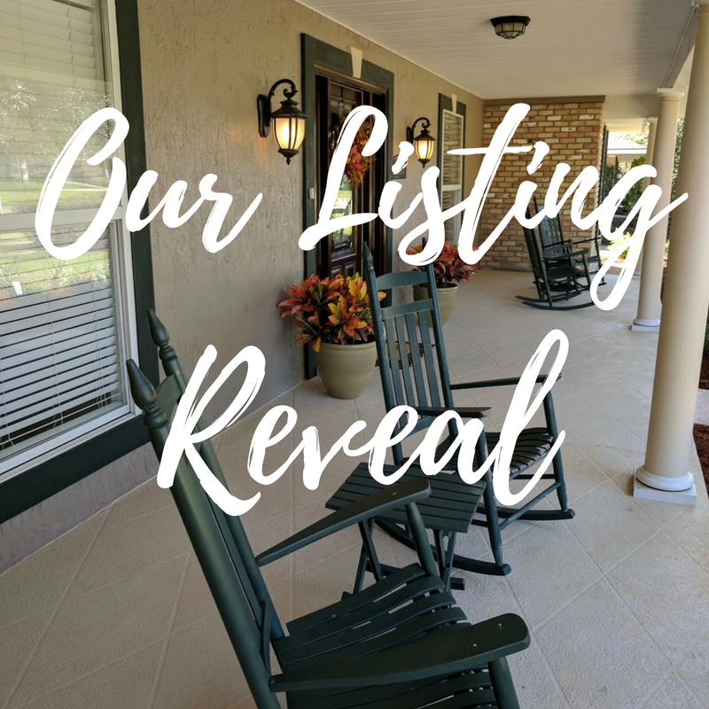 Our Listing Reveal