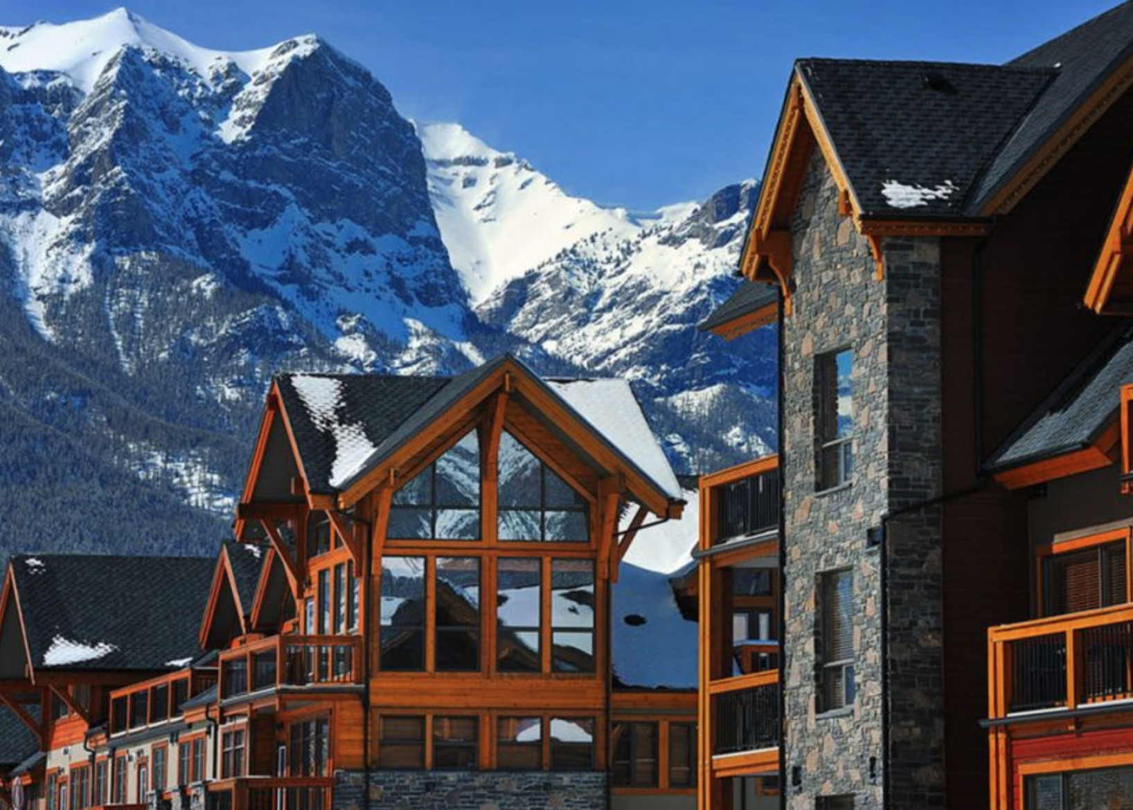 Prices fall for recreational properties in Canmore
