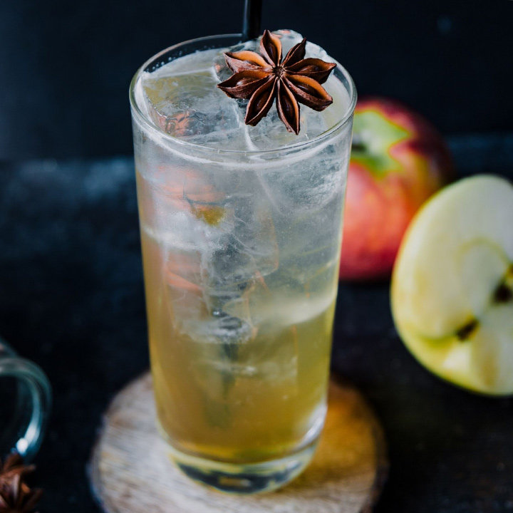'Drink of the Week' Apple Chai G&T Cocktail