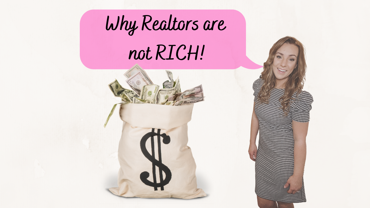 So you want to know what a Realtor makes off of a home sale?