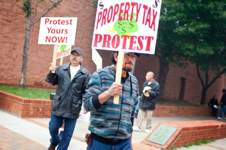 Let's Talk About Your Property Tax Protest!