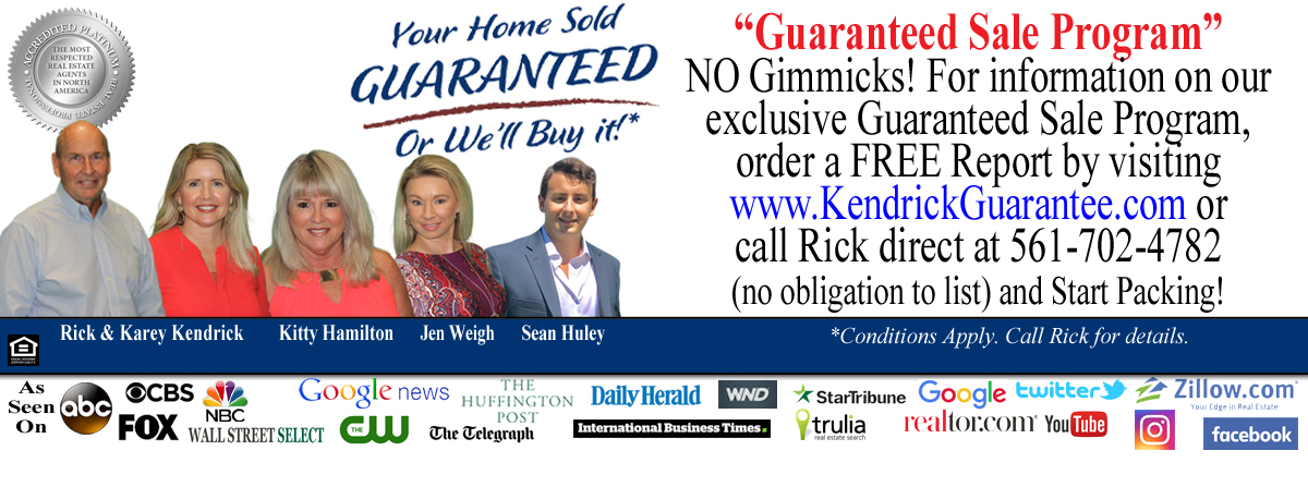 Rick Kendrick Home Selling Team Chasewood Realty
