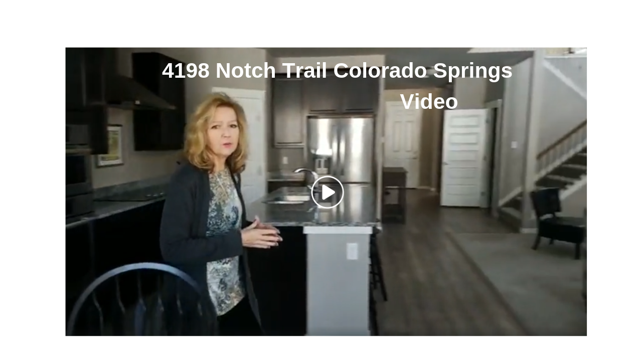 4198 Notch Trail Colorado Springs CO - Nearly New Home In Cordera Coming Soon