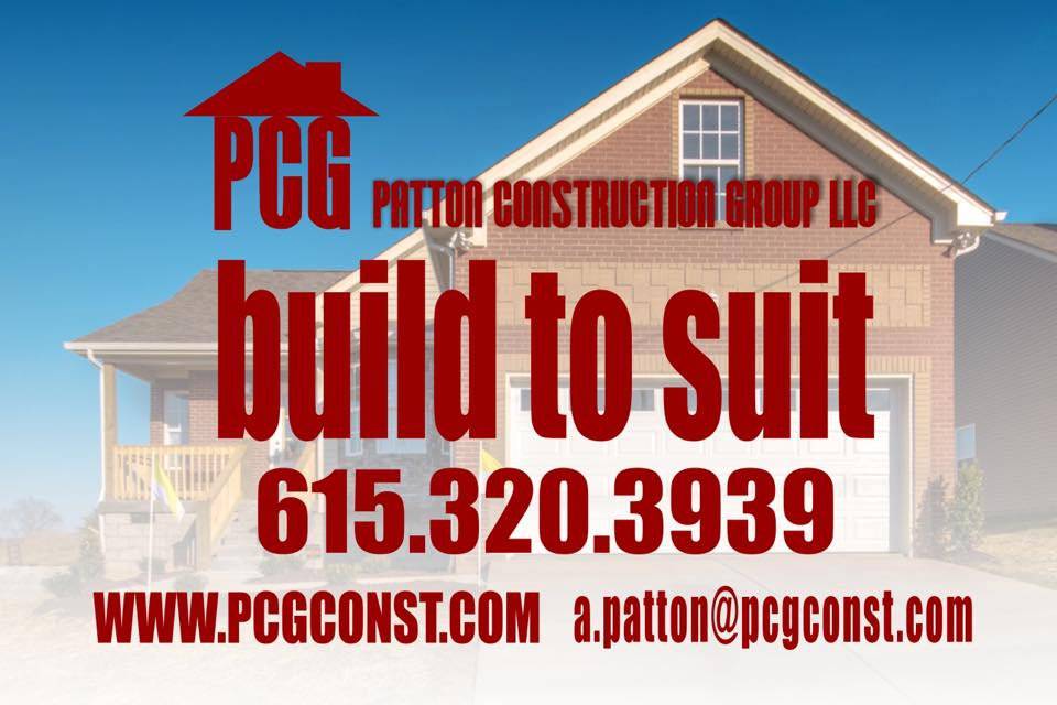 Latest Listings with Patton Construction