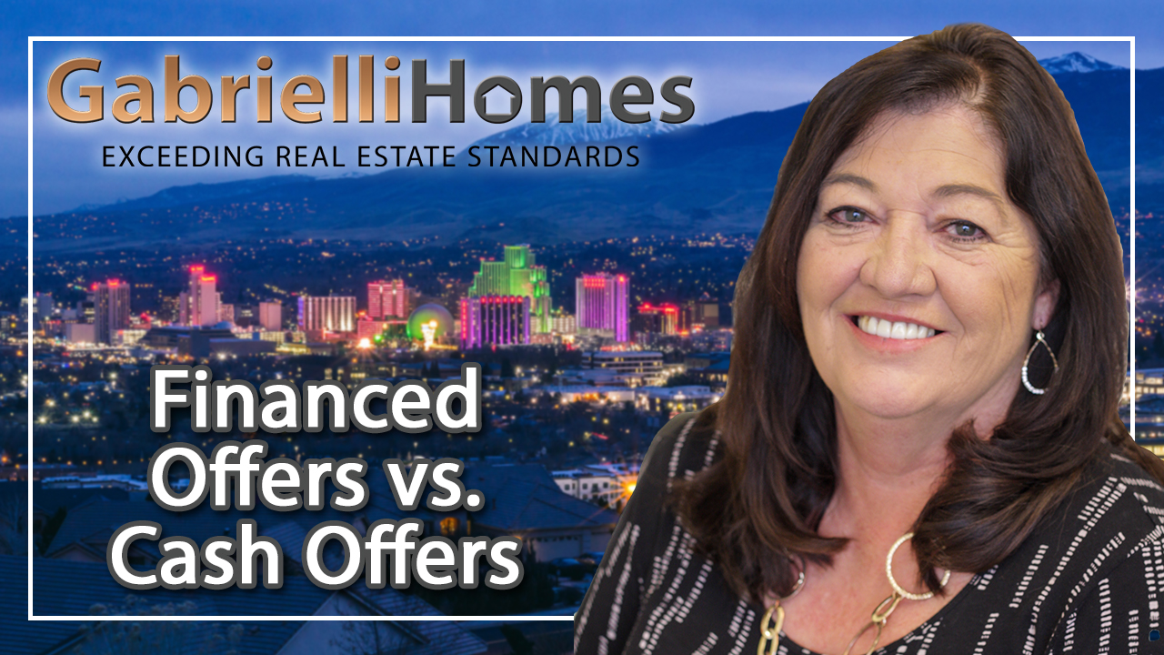 The Difference Between Cash Offers & Financed Offers
