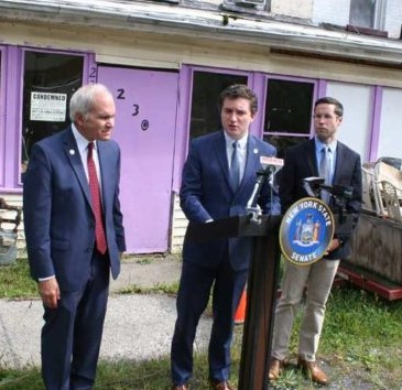 Governor signs law blocking LLC's from hiding identities of home buyers.