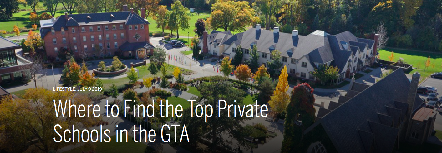 Where to Find the Top Private Schools in Toronto