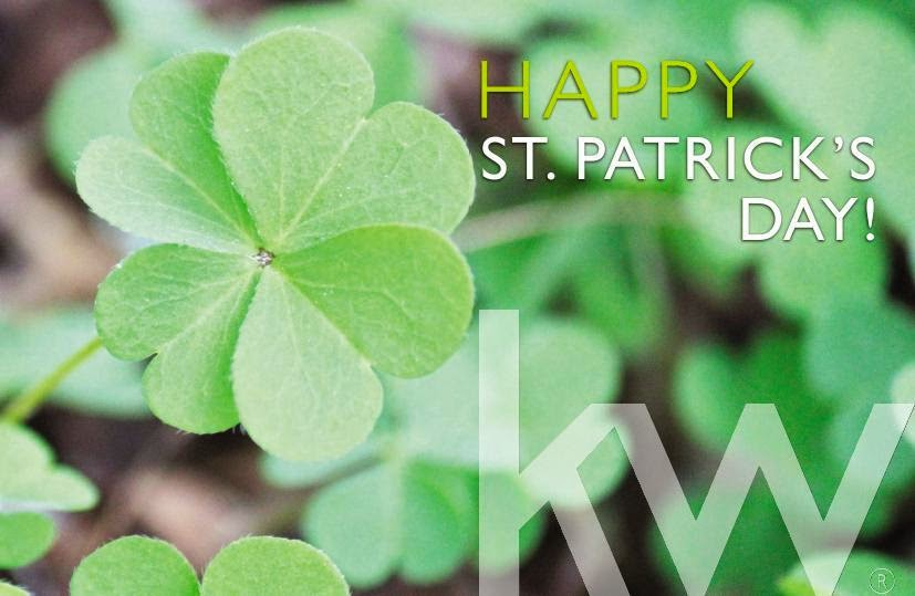 Have A Happy St. Patrick's Weekend From The Michael O'Neal Group!