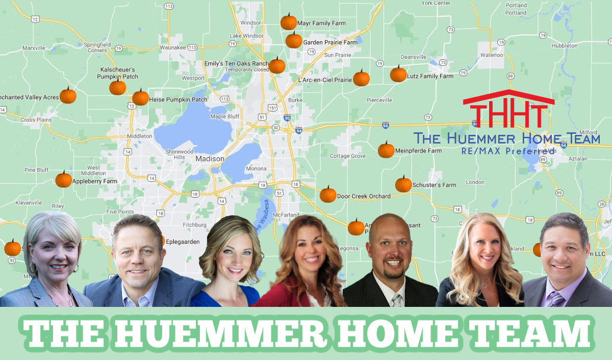 Local Pumpkin Patches | The Huemmer Home Team