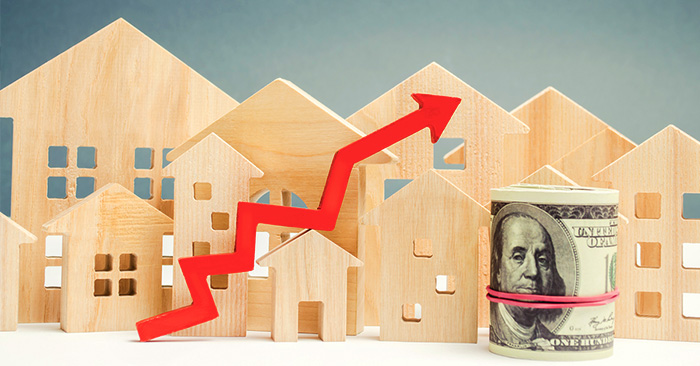Home Values Projected To Increase 6.3% In 2019