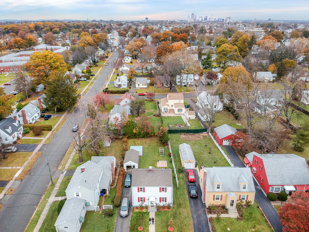 Are the 'Burbs becoming cool again?
