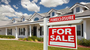 Are we going to see a wave of foreclosures?