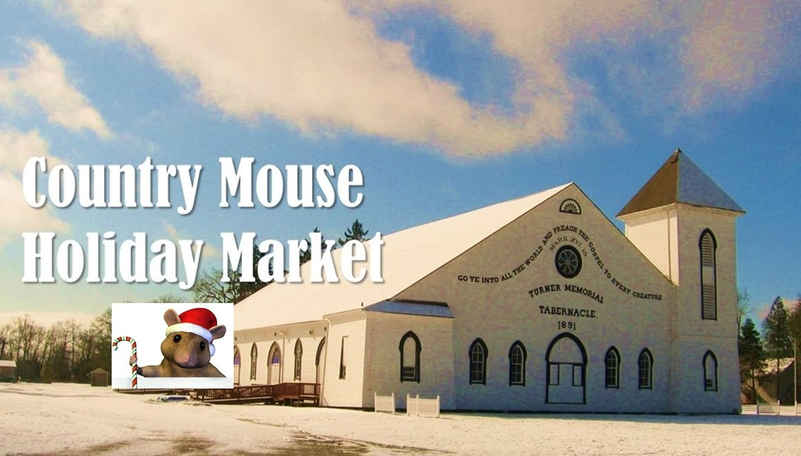 Exploring Salem Oregon: Country Mouse Holiday Market