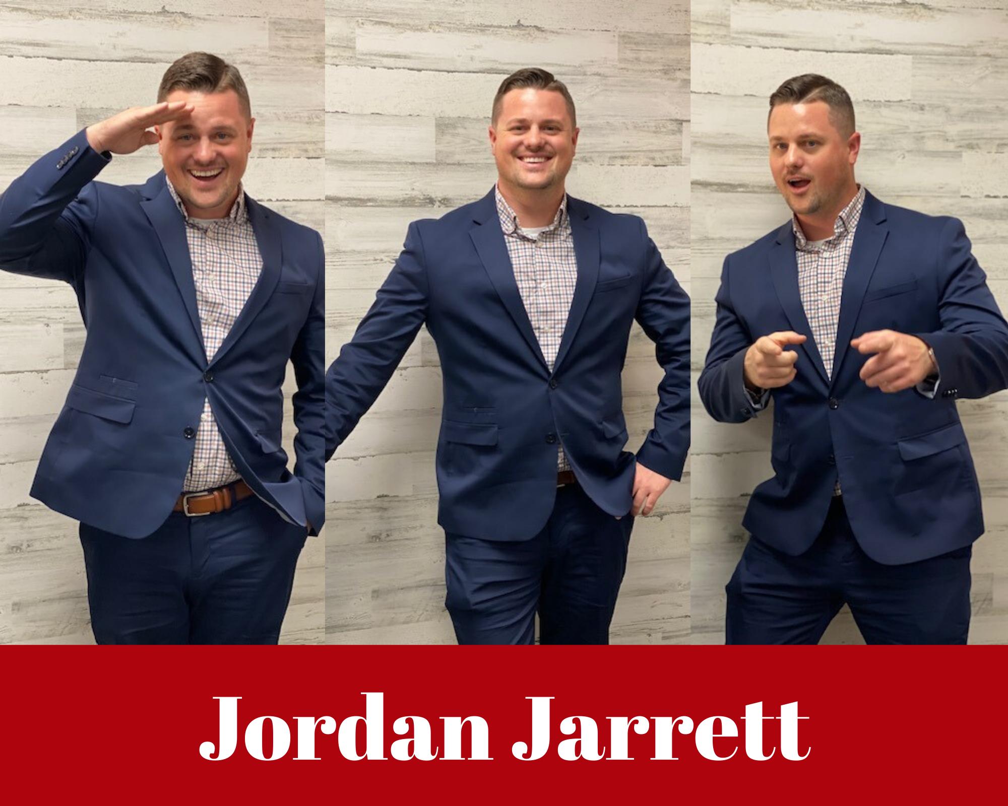 TLG Team Spotlight - Jordan Jarrett