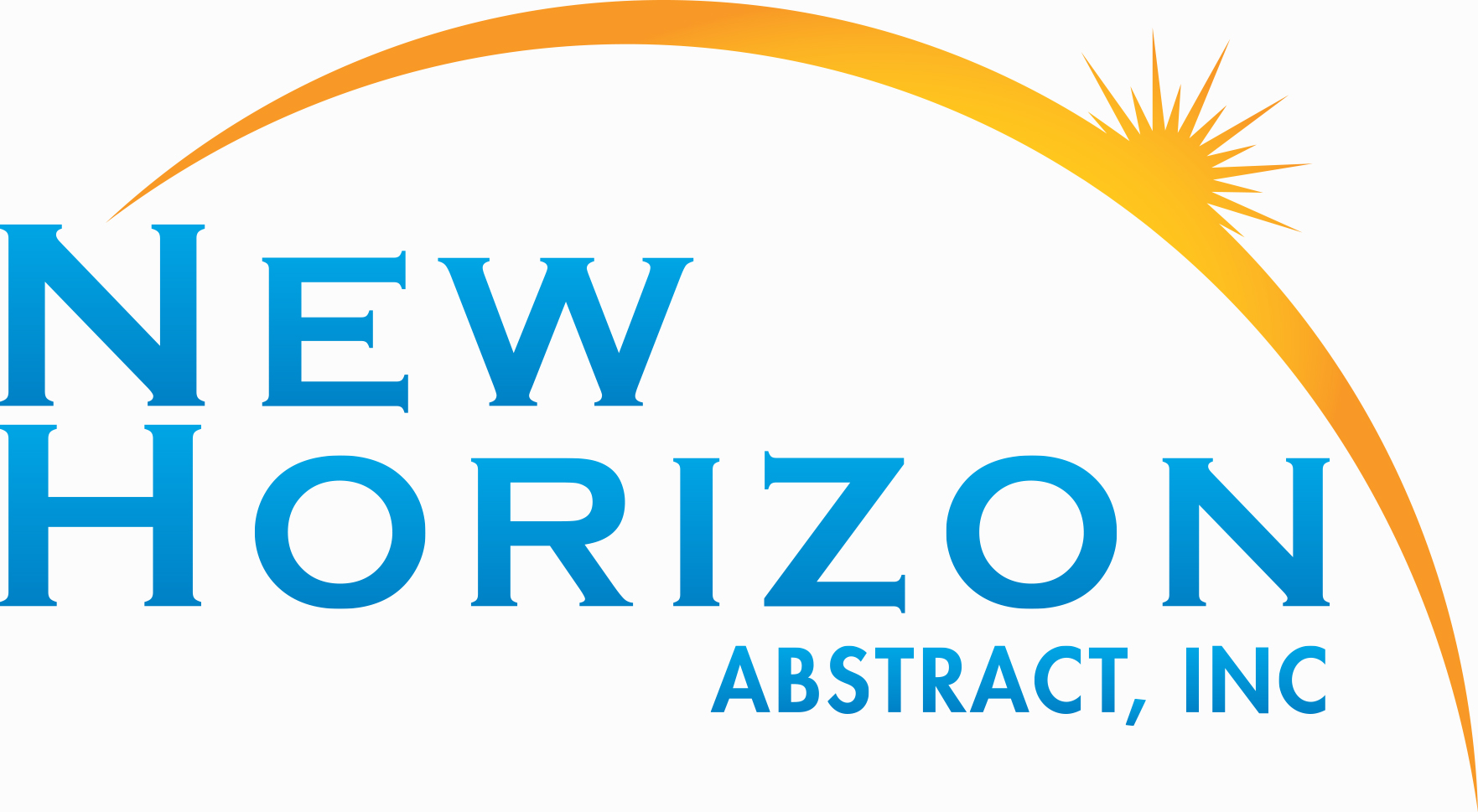 New Horizon Abstract, Inc. - Title