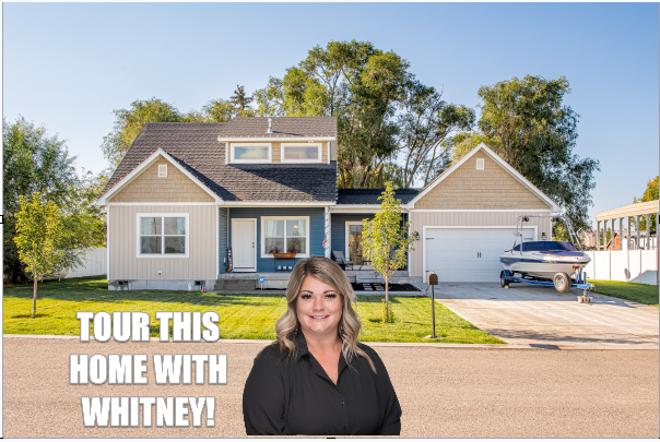 NEW TO THE MARKET! 2878 E 680 N in Roberts, Idaho!