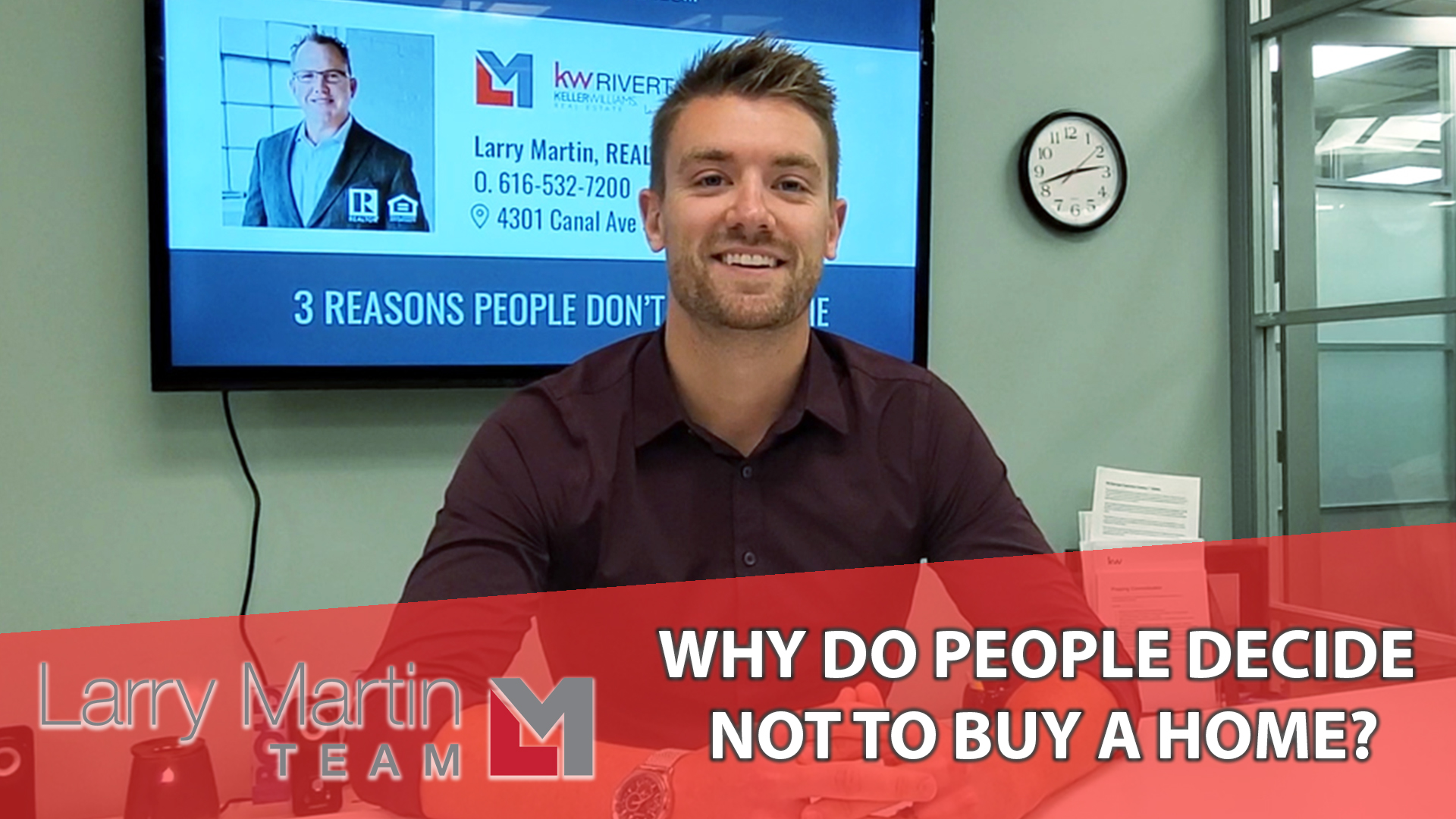 3 Reasons Why People Don't Buy a Home
