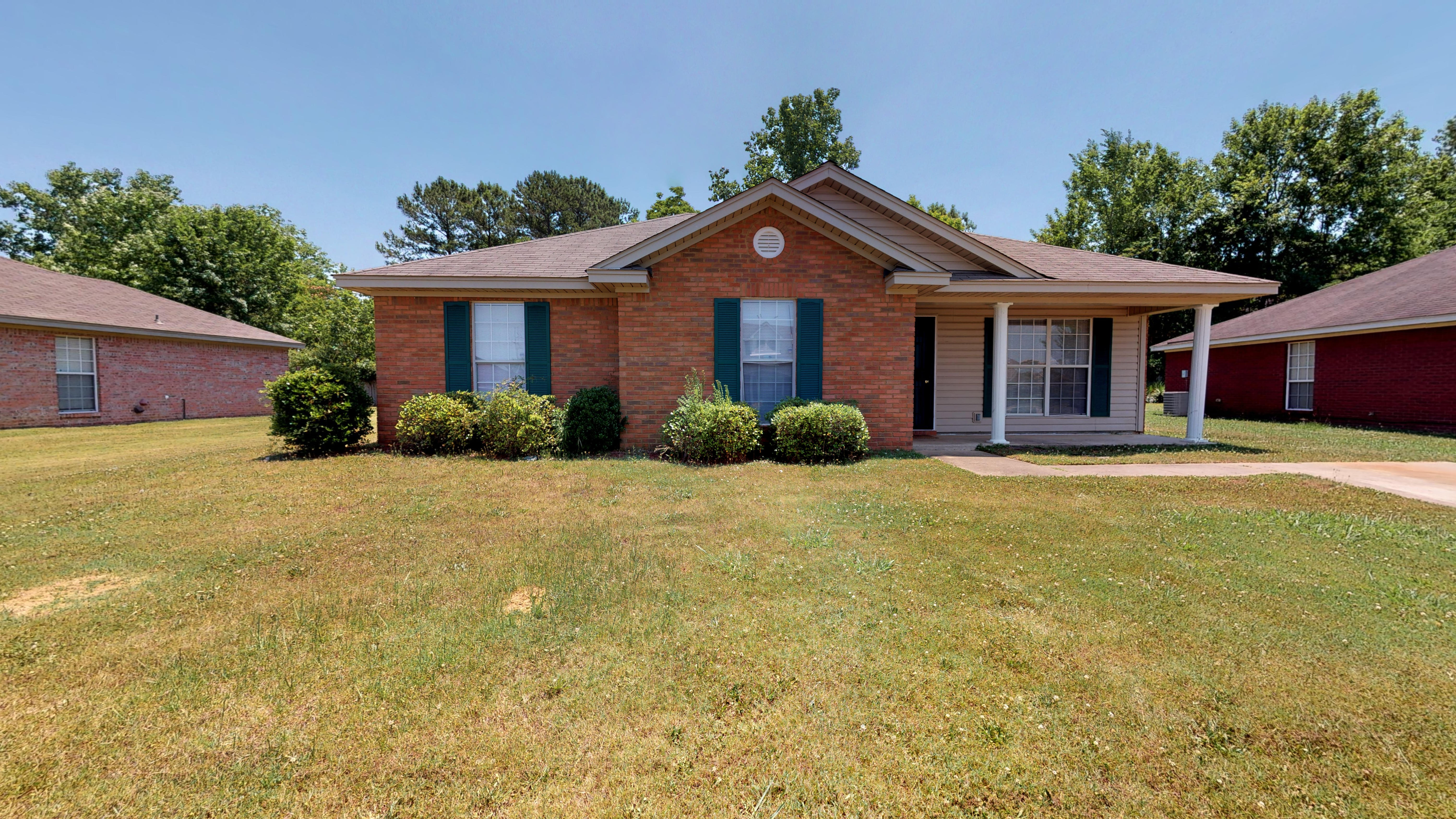 FOR RENT IN MONTGOMERY! 3 BED 2 BATH AT 4124 FITZPATRICK BLVD