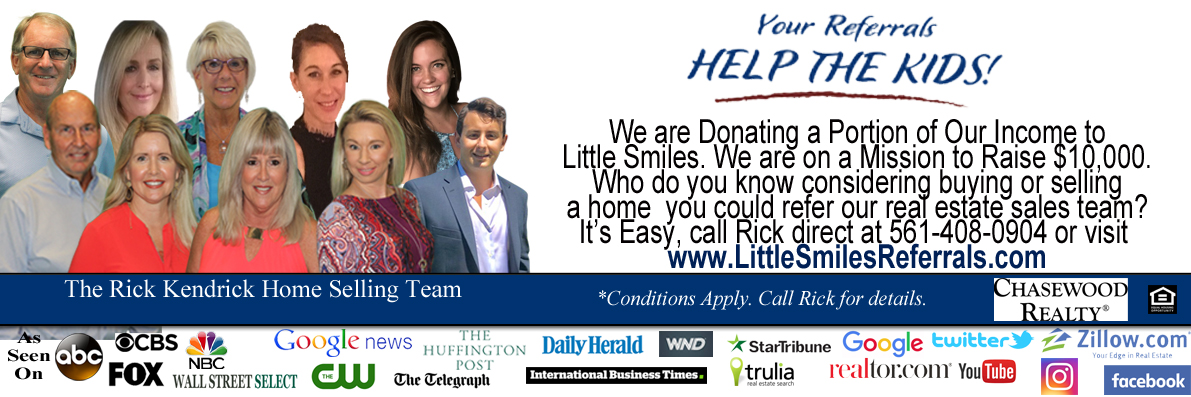 Referral Newsletter Rick Kendrick Team STEPtember Fundraising