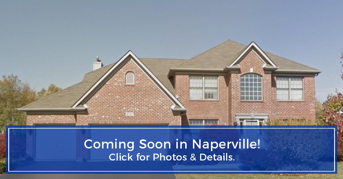 COMING SOON: 4767 Fesseneva Ln, Naperville, IL