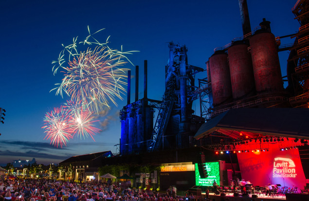 Lehigh Valley 4th of July Fireworks and Events 2018