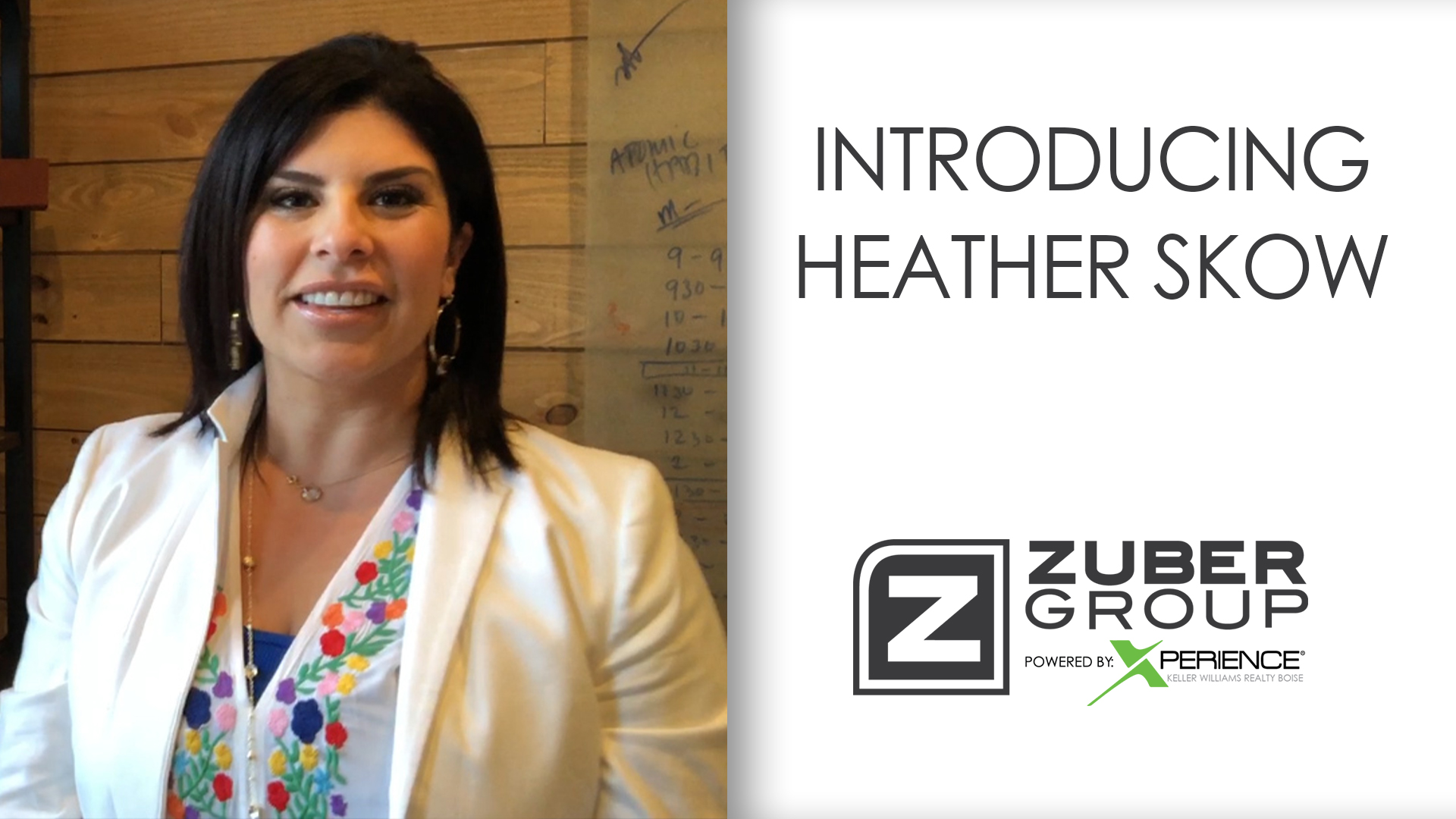 Introducing Our New Lead Agent: Heather Skow