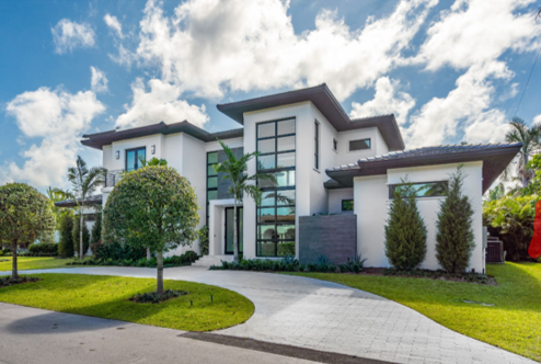 New Construction Masterpiece in East Delray Beach