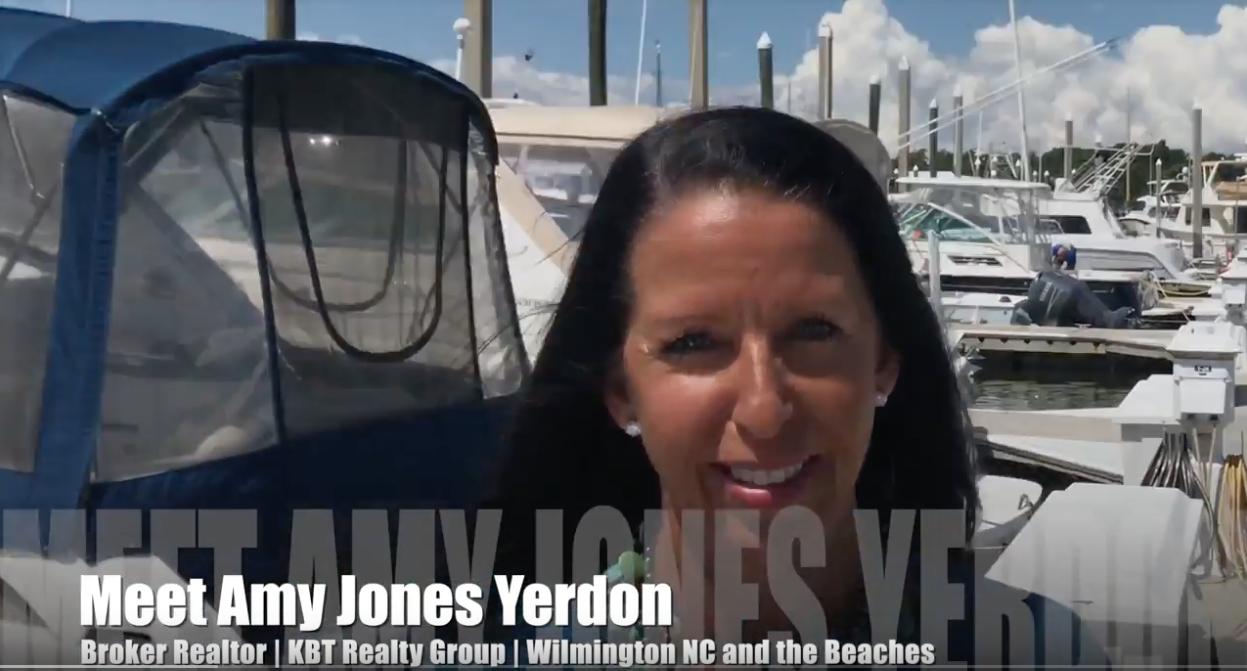 Meet the Broker: Amy Jones Yerdon