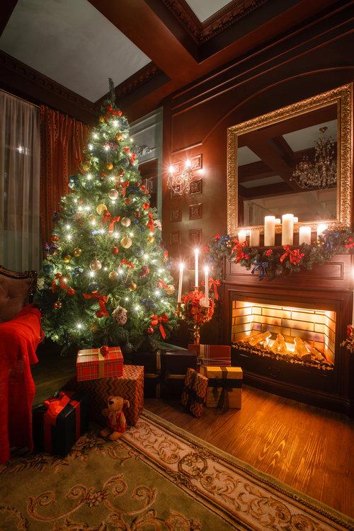 Keep your home safe this holiday season.
