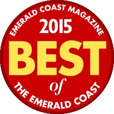 Thank you for voting us the Best Real Estate Company along the Emerald Coast!