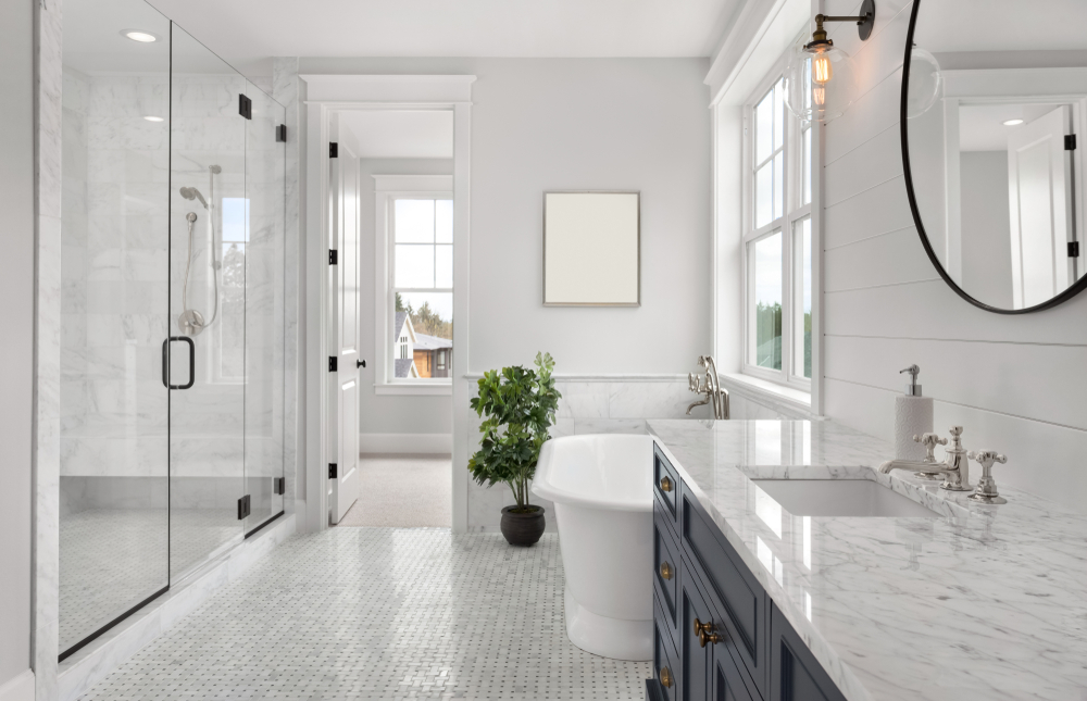 4 Effective Updates to a Bathroom Remodel