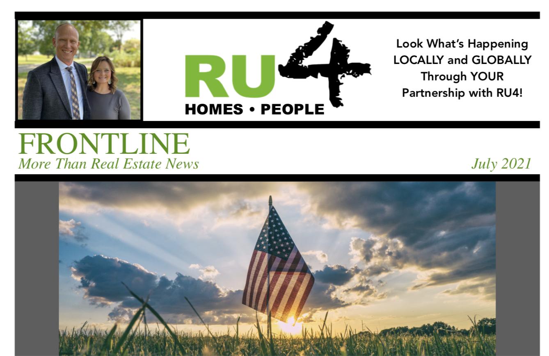 "Frontline Newsletter July - ""Freedom Month"""