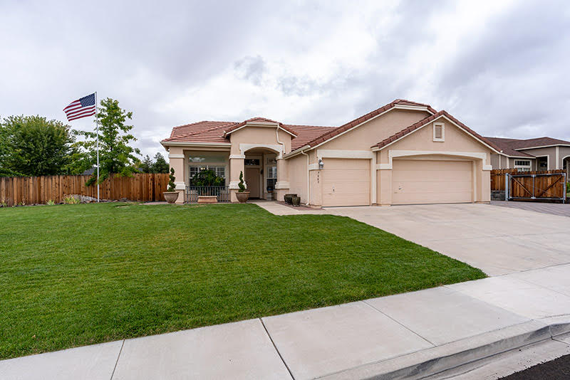 JUST LISTED: 7943 Del Fuego Dr.