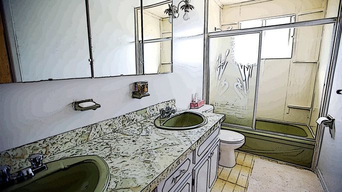 Embarrassed by Your Bathroom? 6 Fixes So You Don't Disgust Your Guests