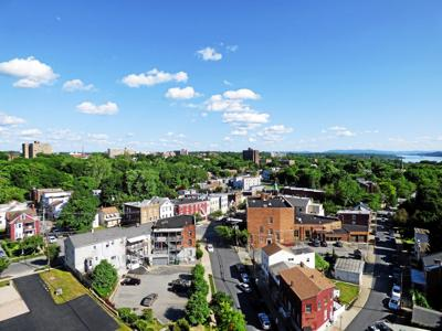 Why is everybody moving to Poughkeepsie?